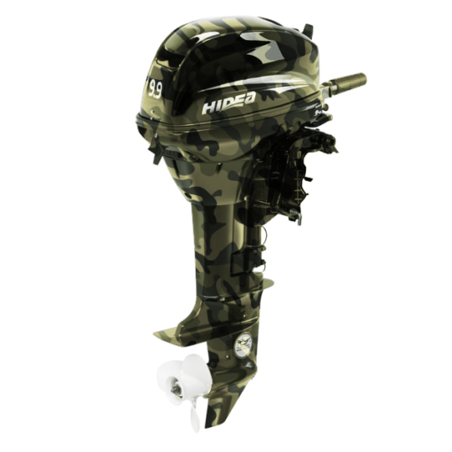 Лодочный мотор HD9.9FHS (Камуфляж)
